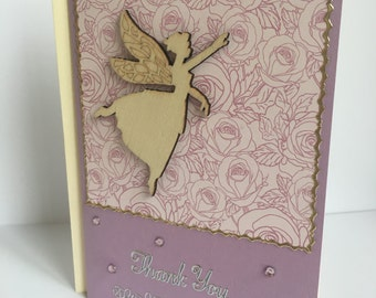 Thank You Card - Fairy 101
