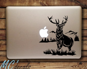 Macbook decal/ sticker/ vinyl decal/ laptop/ macbook sticker/ air/ pro/ cover/ skin/ retina/ mcdecals 47
