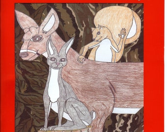 Childrens Book By: Author & Artist A.R.Gibbs