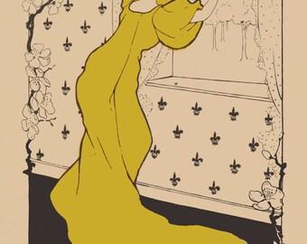 Romance - yellow