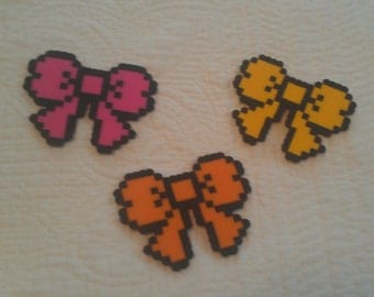 Bright Hairbow Magnet Set