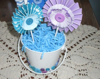Table Centerpiece Ideas For Baby Shower decorations lovely baby shower centerpiece ideas incredible baby shower centerpiece ideas Cute As A Button Flowers Baby Shower Table Centerpiece