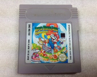 Super Mario Land 2 - Nintendo Gameboy