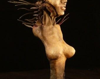 Sculpture - 'Bust II'