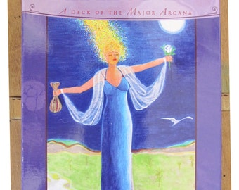 The Mojave Muse Major Arcana Tarot Card Deck