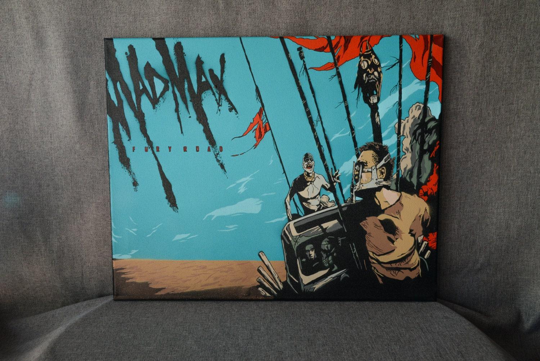 Montana Mad Max Spray Paint