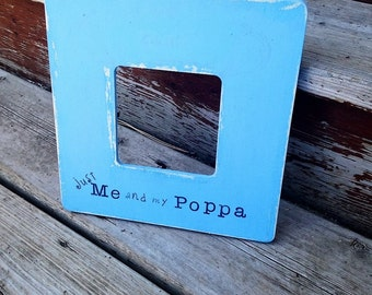 father's day frame, fathers frame, father's day gift, gift for dad, grandfather gift, poppa gifts, grandpa gifts, gifts for poppa