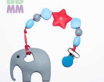 Home toy teether / Silicon