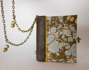 Petite Journal Necklace