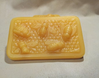 Natural Raw Organic Beeswax