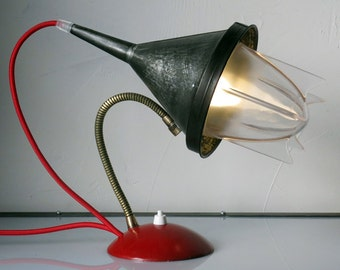 Lampe de table L4036 « Crazy rocket »