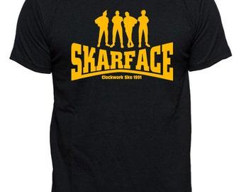 Skarface Tshirt - Tribes of England