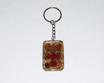 Orgone Keychain - Orgonite® Keychain - Keychain - Key Chain - Accessories
