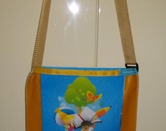 Kids ministry/ meetings bag