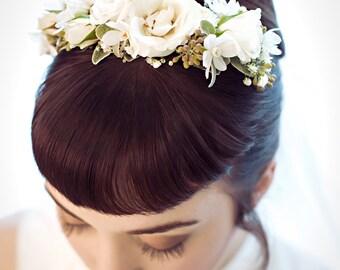 Fresh floral headband