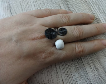 Ring black wire