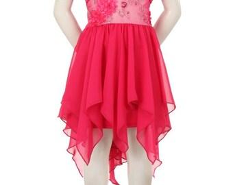 3022 Tulip Dress - Toddler & Girls
