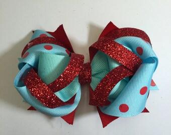 Dorothy Gale Hair Bow