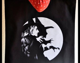 The Wicked Witch of the West Totebag