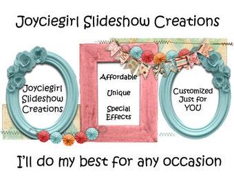 Joycegirl Slideshow Creations