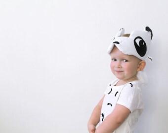 Panda. Panda Mask  for Children, Kids Carnival Costume. Christmas Party Mask Christmas gift