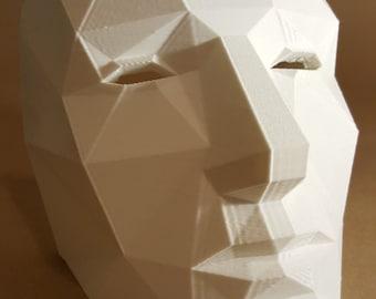 3D-Printed Prism Mask