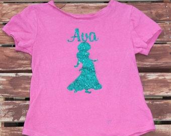 Princess jasmine shirt, jasmine, disney jasmine, custom princess jasmine