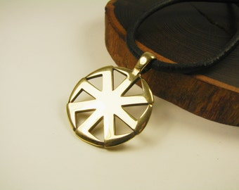 Kolovrat, Slavic Symbol, Pendant, Pagan Jewelry, Kolovrat amulet, Symbol Kolovrat, Pagan Jewelry, Slavic Jewelry, norse jewelry, sun symbols