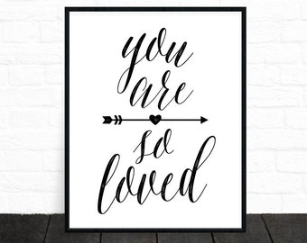 Affiche love etsy for Art minimaliste pdf