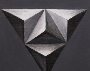 Triangle Geometric Study