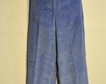 Women's Vintage Corduroy Pants