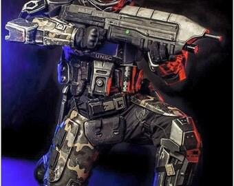 Halo ODST - Costume Armor Kit - Body Armor