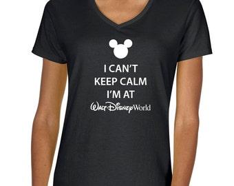 "I Can't Keep Calm ""DisneyWorld"""