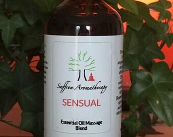 Sensual Massage Essential Oil Blend