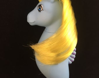 My Little Pony Mon Petit Poney Sea Ponies MLP Surfdancer G1 1983-84