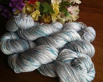 Weathered Treasures - Siena Silk Sock