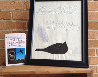 Atticus Finch Artwork