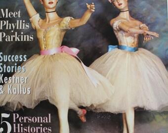 DOLL READER Magazine ~ August 1996 Edition, Dollreader