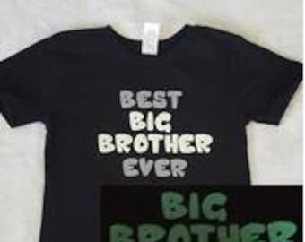 Big Brother/Big Sister Customizable