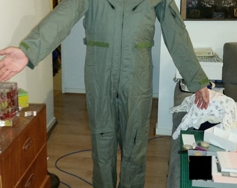 Australian military Flight Suit, Overalls, Onesie Awesome for Festivals