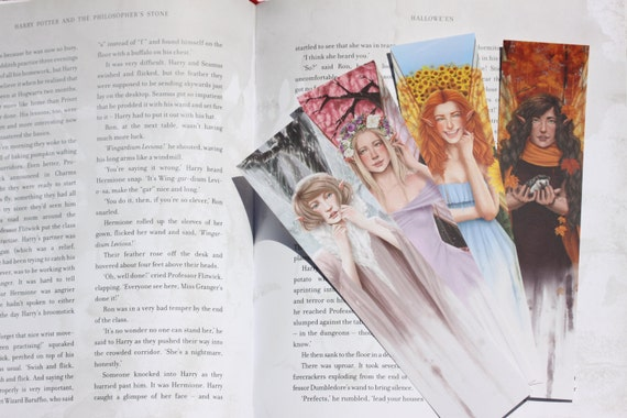 Four Seasons Faires bookmarks