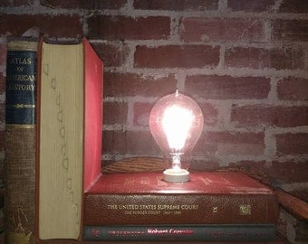 The Roosevelt Book Light
