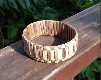 Lauhala Bracelet - #e1