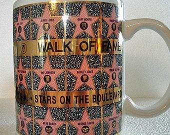 Hollywood Walk of Fame Coffee Mug