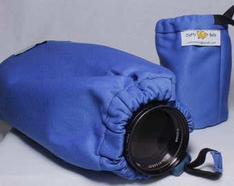 Heavy Duty Lens Cover, Dust Protector, Free Shipping, Photography Accessories, Triple layer fabric protection, Water dust resist
