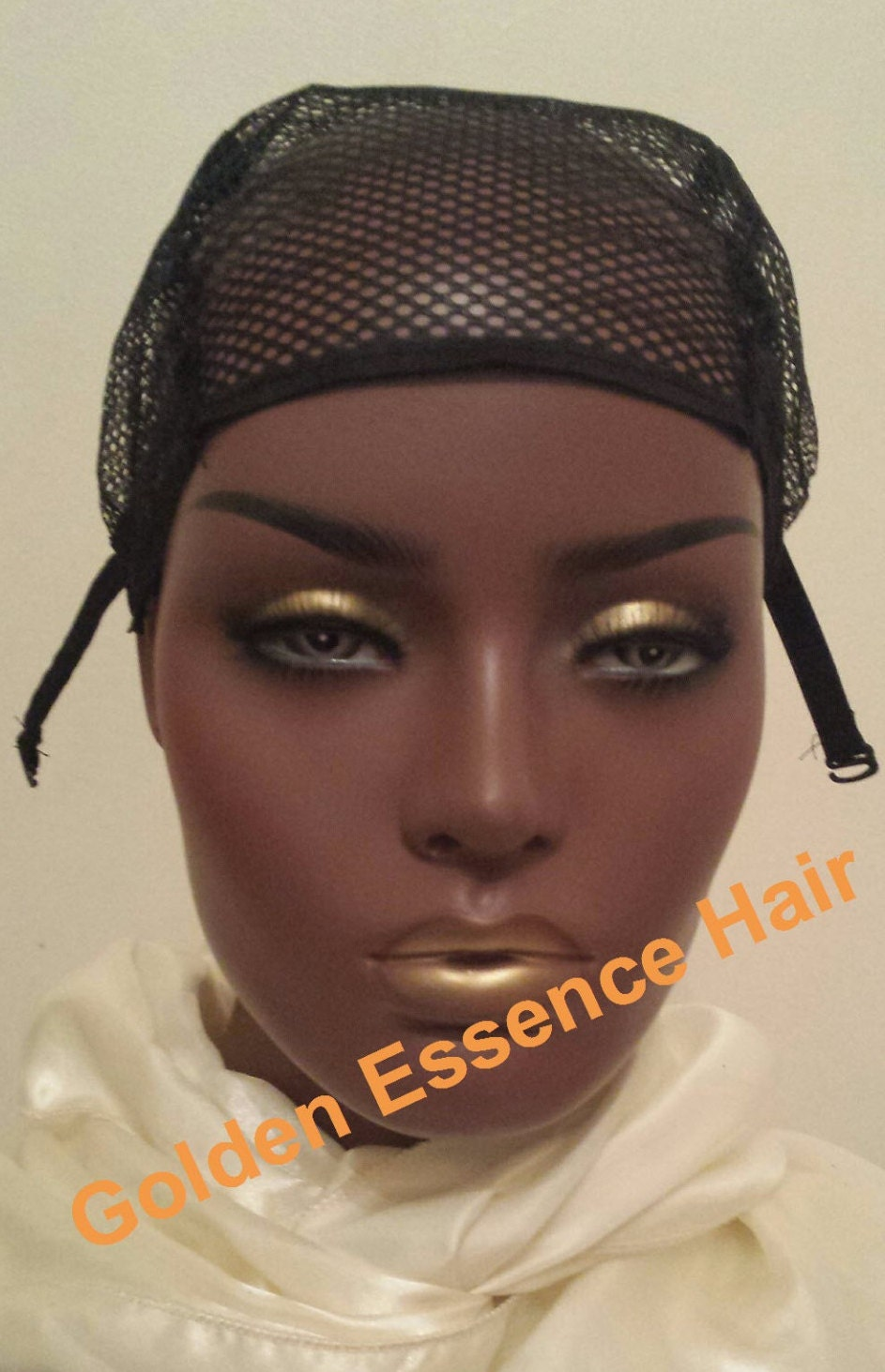Wig Cap Wig Making Crochet Braiding Mesh Net by GoldenEssenceHair