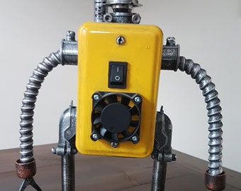 SALE!! Robot Sculpture | Collectible Item