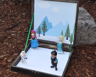 Frozen Kids Activity