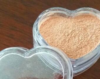 Loose Powder Mineral Eye Shadow  TAN BEAUTY