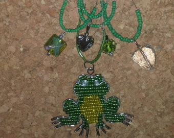 Ribbit Necklace